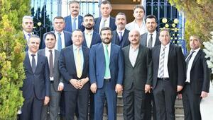 MKE Ankaragücünde yeni yönetim görev dağılımı yaptı