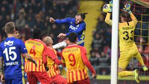 Bülent Yavuz: 1 penaltı verilmedi