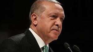 Erdoğan'dan Karamollaoğlu'na tebrik mesajı