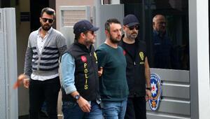Beşiktaşta dehşeti yaşatmıştı Adliyeye sevk edildi