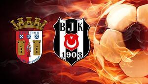 Beşiktaşın UEFA maçı ne zaman Beşiktaş Braga maçı saat kaçta hangi kanalda