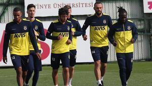 Fenerbahçede gözler Kasımpaşa maçında