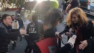 Beşiktaştaki dehşette, otobüs kamerası açıklaması