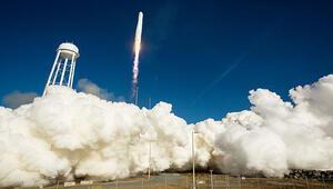 Kargo aracı Cygnus Uluslararası Uzay İstasyonuna vardı