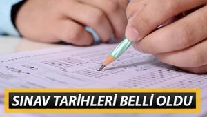Açık lise sınavları ne zaman yapılacak MEB AÖL sınav takvimi