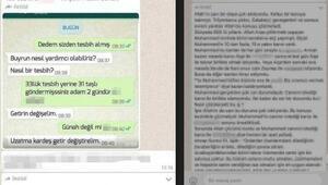 WhatsApp paylaşımları büyük tepki toplamıştı... O doktor açığa alındı