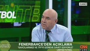 Mehmet Arslan CNN TÜRK ekranlarında açıklamalarda bulundu
