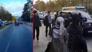 İnanılmaz anlar Minibüsle kaçırılan kızı, halk otobüsüyle takip etti