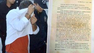FETÖ elebaşının yazdığı skandal mektup Adanada ortaya çıktı