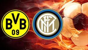 Şampiyonlar Ligi  Dortmund İnter maçı bu akşam saat kaçta, hangi kanalda yayınlanacak
