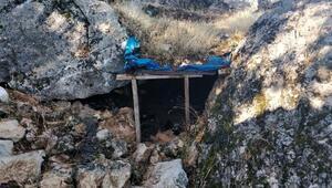 PKKlıların kullandığı sığınak ve mağaralar kullanılamaz hale getirildi