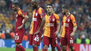 Galatasaray, Avrupada deplasman galibiyetini unuttu