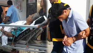Dişi uyuşmayan hasta tarafından bıçaklanan doktor mahkemede konuştu