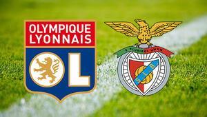 Olympique Lyon Benfica Şampiyonlar Ligi maçı saat kaçta ve hangi kanalda