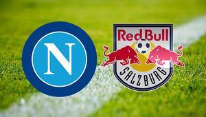 Napoli Salzburg Şampiyonlar Ligi maçı bu akşam saat kaçta ve hangi kanalda