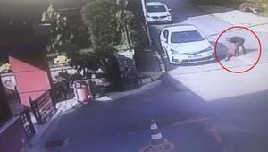 Tuzlada erik çekirdeği atan çocuğu dövmüştü İşte cezası