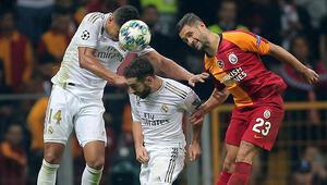 Galatasaray - Real Madrid maçında neler yaşanmıştı Ah Andone...