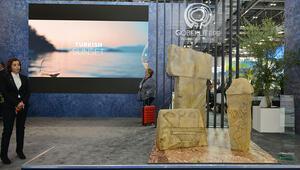 Londra'da açılan Dünya Turizm Fuarı'nda Türkiye'ye yoğun ilgi