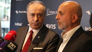 Mustafa Cengiz: Kulüpler Birliği'nin Türk futbolunu yönetmesini diliyoruz