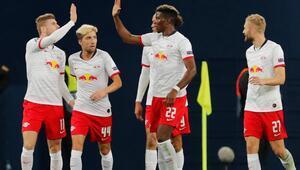 Leipzig, Rusya deplasmanından 3 puanla döndü
