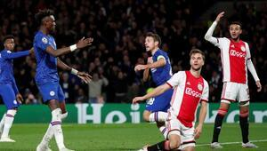 Ajax kaçtı Chelsea yakaladı: 4-4
