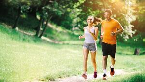 Haftada 50 dakika hafif koşu hayat kurtarır