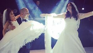 3 yıllık evlilik bitiyor Işın Karaca ile Tuğrul Odabaş boşanıyor...