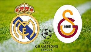 Galatasarayın Şampiyonlar Ligi maçı hangi kanalda Galatasaray Real Madrid maçı saat kaçta