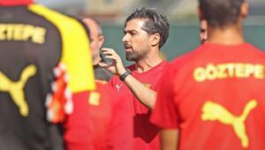 İlhan Palut: Biz her maça kazanmak için çıkacağız...