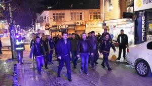 Malatyada polis, eğlence mekanlarını denetledi