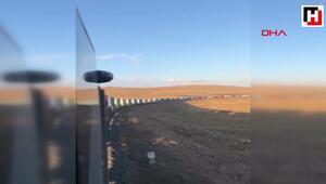 Çinden gelen ilk yük treni, Türkiyede