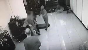 Baküden soygun için İstanbula gelmişler