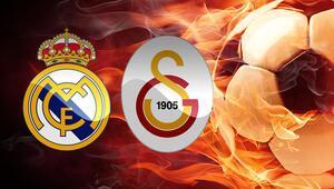 Real Madrid Galatasaray Şampiyonlar Ligi maçı bu akşam hangi kanalda, saat kaçta şifreli mi yayınlanacak