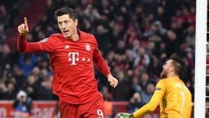 Bayern Münih işi ikinci yarıda bitirdi