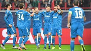 Juventus, Rusyada 3 puanı 90+3te aldı