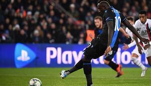 Diagne Bruggeu yaktı, PSG garantiledi