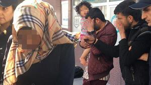 İkiz bebekleri ile 2 yaşındaki kızı terk eden anne - baba serbest