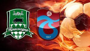 Krasnodar Trabzonspor UEFA maçı ne zaman, saat kaçta hangi kanalda