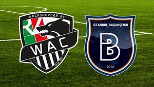 Wolfsberger Başakşehir maçı ne zaman saat kaçta hangi kanalda Muhtemel 11ler