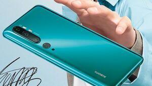 Xiaomi Mi Note 10 tanıtıldı Fiyatı şaşkınlık yarattı