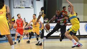 FIBA Avrupa Kupasında ilk devre tamamlandı Temsilcilerimiz...