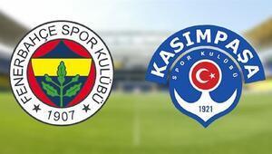 Süper Ligde 11. haftayı Fenerbahçe ile Kasımpaşa açıyor
