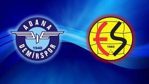 TFF 1. Ligde 11. haftanın perdesi Adanada açılıyor