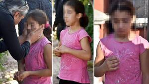 Küçük kız anlattı herkes şok oldu '5 liramı gasp ettiler…'