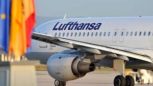 Lufthansada yüzlerce uçuş iptal oldu
