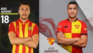Adis Jahovic, ilk kez Göztepeye rakip olacak