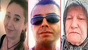 Kayıp kadını en son gören kişi çıkan iki kadın cinayetinin sanığı tutuklandı