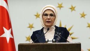 Emine Erdoğandan Geleceğe Nefes kampanyasına destek