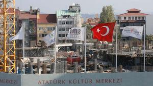 Yeni AKM binası Hasan Uçarsunun Mimar Sinan operasıyla açılacak