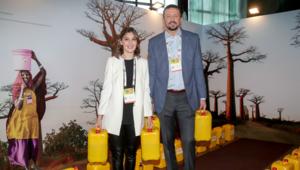 TBF Başkanı Hidayet Türkoğlu, su için yürüdü